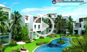 Playa del Carmen Real Estate: Villas La escondida - Homes for Sale