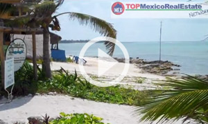 Home Beachfront For Sale -Tulum Real Estate