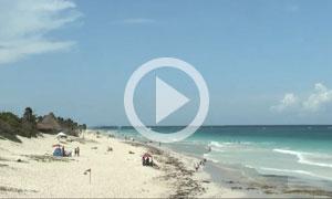Tulum Beach - Mezzanine Beach - Beachfront Getaway (B)