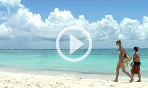 Coco Beach in Playa del Carmen - Hip & Relaxing