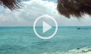 Halfmoon Bay, Akumal - A Rugged Paradise (B)