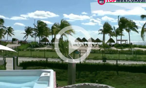 Luxury Beachfront Condos in Playa del Carmen - The Elements - TOPMexic