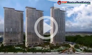 Yucatan Luxury Condos - Country Towers in Merida - TOPMexicoRealEstate