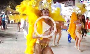 Livin' Playa Carnival in Playa del Carmen 2014
