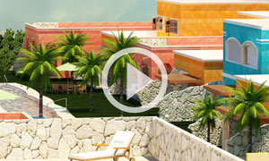 Playa del Carmen Condos For Sale - Hacienda del Rio - Condos