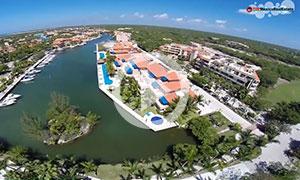 Your second home in Playa del Carmen! Beach, Marina & Golf Club Porto