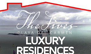 The Fives – Luxury residences and hotel in Playa del Carmen