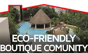 La Escondida Home - Eco-friendly Boutique Community - Playa del Carmen