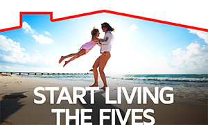 The Fives Luxury Residences in Playa del Carmen