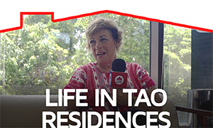 Interview with Claudia Muñoz - Life in TAO Residences
