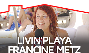 Livin'Playa - Francine Metz