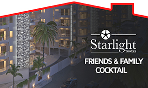 Starlight Towers – Friends & Family Cocktail