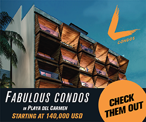 CONDOS FOR SALE AT PLAYA DEL CARMEN