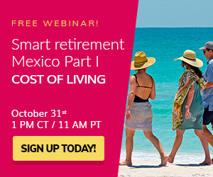 Smart Retirement Mexico