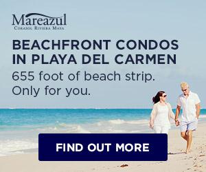 Mareazul Beachfront Condos with financing