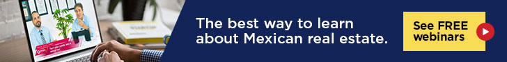 Mexico Real Estate Webinars