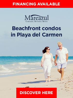 Beachfront Condos with Financing in Playa del Carmen