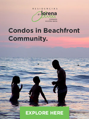Lorena Ochoa Condos in beachfront community