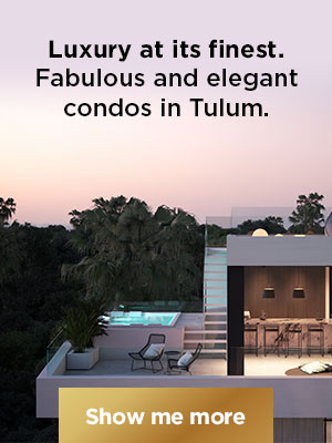 luxury condos for sale in Tulum