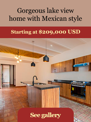 Mexican Home for sale in lake chapala