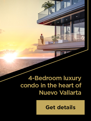 Luxury condo for sale in nuevo vallarta