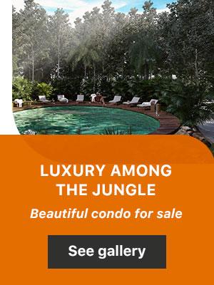 Condo for sale in Tulum Mexico
