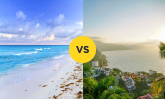 Playa del Carmen vs Puerto Vallarta lifestyle