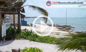 Home Beachfront For Sale -Tulum Real Estate