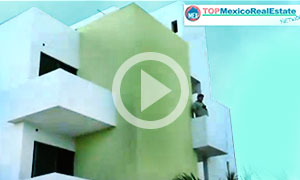 Playa del Carmen Real Estate - Viliv Condos Under Construction - TOP M