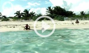 Xcacel Beach - Rustic, Quiet Paradise (B)