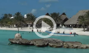 Akumal Beach - Nature, Boating & Relaxation (B)