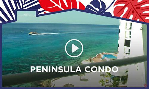 Peninsula Condo - Video Tour - Cozumel Real Estate