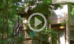Pueblo Sacbe - Off the Grid Community Video Tour - Playa del Carmen Re