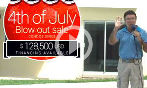 Awa Condos - 4th of July - Blow out sale - TOPMexicoRealEstate.com