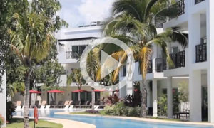 The Fives - Luxury beachfront condominium in Playa del Carmen