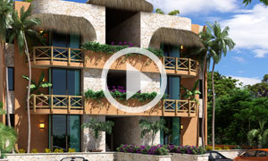 Tulum Real Estate Eden Zama Presale in Aldea Zama, Brand New