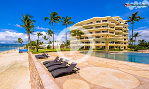 Luxury Oceanfront Condos For Sale in Puerto Vallarta