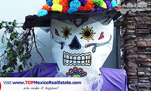 Catrina Fest - Valle Bambú - Open House - TOPMexicoRealEstate.com