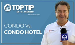 Top Tip - Condo vs. Condo-Hotel by Top Mexico Real Estate