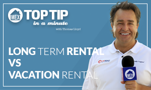 Top Tip - Long Term Rental vs Vacation Rental by Top Mexico Real Estat