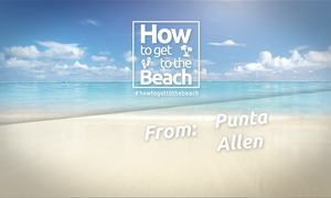 How To Get To The Beach - Punta Allen El Cielo - www.TopMexicoRealEsta