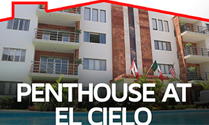 Penthouse for sale in El Cielo Residencial