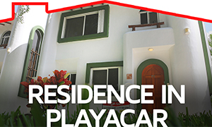 Residence in Playacar - Playa del Carmen for sale