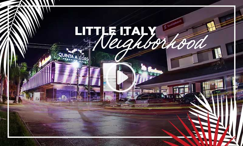 Little Italy Neighborhood - Playa del Carmen Condos for Sale - TOPMexi