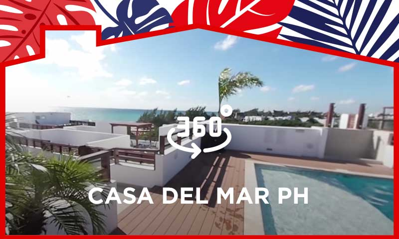 Casa del Mar PH 360 Riviera Maya Condos for Sale