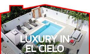 Luxury 3 Bedroom Home in El Cielo Residencial