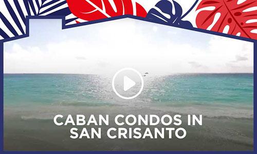 Caban Condos in San Crisanto