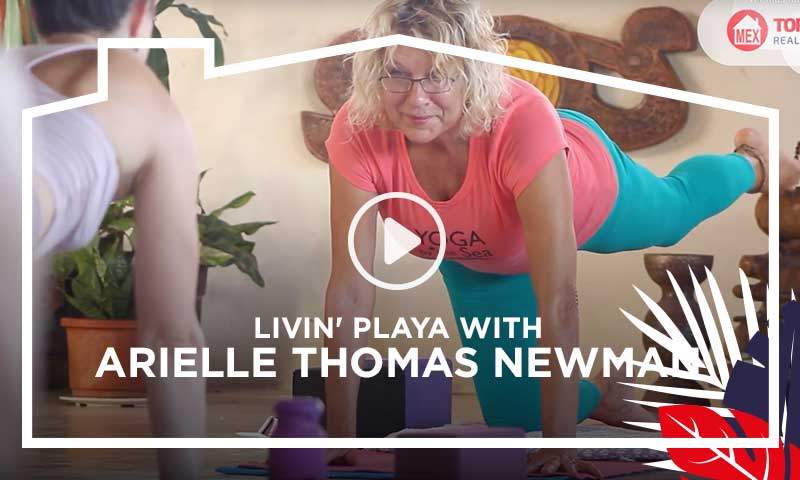 Livin'Playa with Arielle Thomas Newman