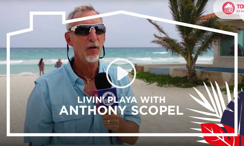 Livin´Playa with Anthony Scopel