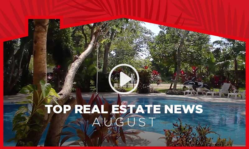 Top Real Estate News - August
